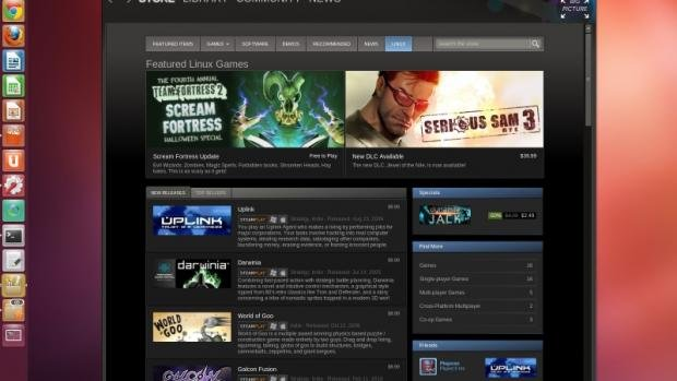 Steam for Linux