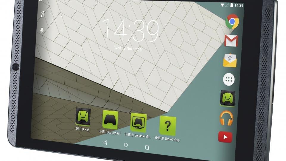 Nvidia Shield Tablet best tablet image