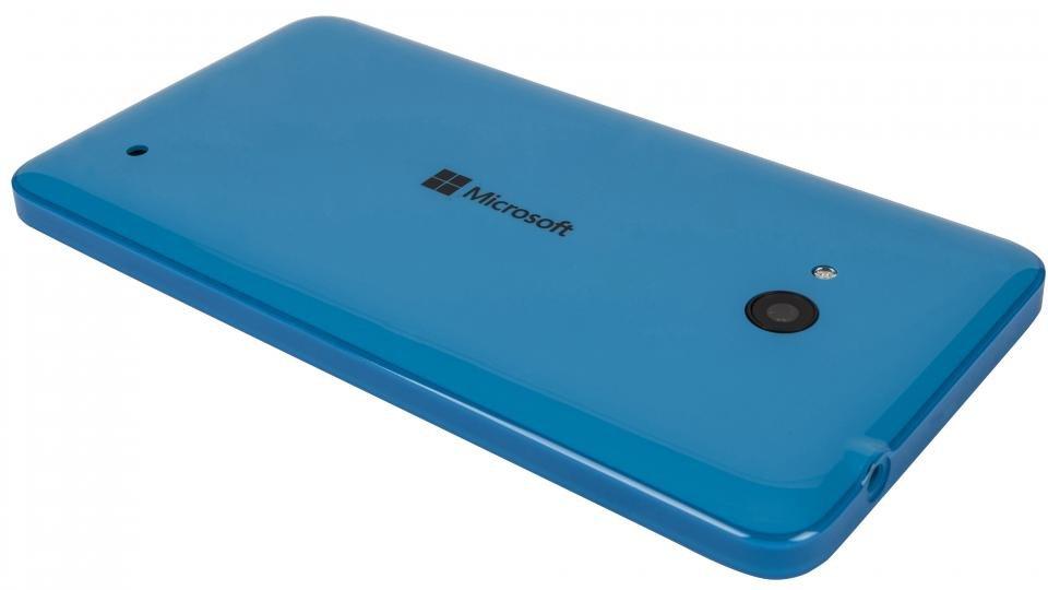 Microsoft Lumia 640 rear