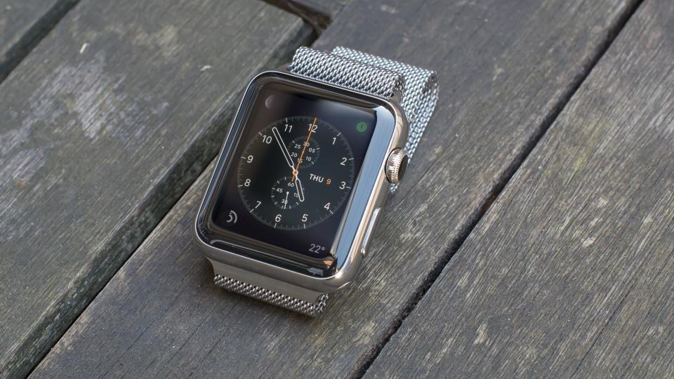 Apple Watch hero shot