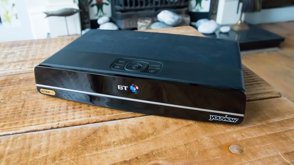 Bt Ultra Hd Youview Box Tv And Catch Up Pricing And