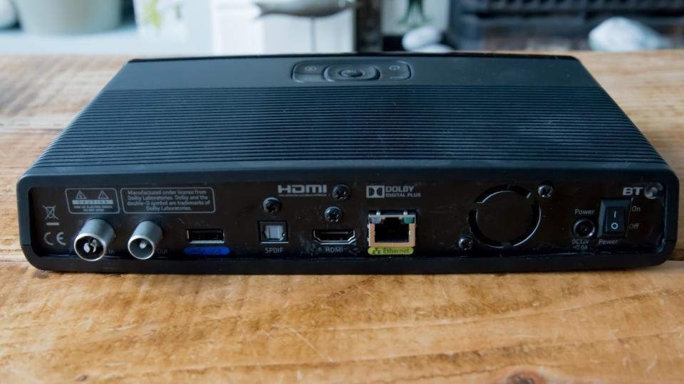 bt ultra hd youview box review uk 4k tv service set for ui revamp rh expertreviews co uk bt tv box not connecting BT Box Speakers