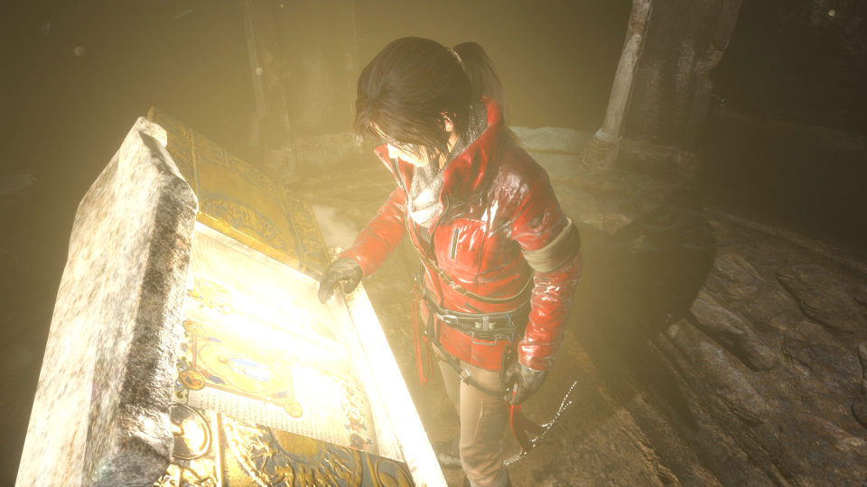 Rise of the Tomb Raider - secrets