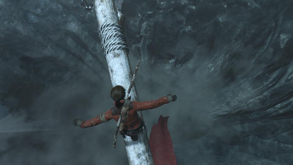 Rise of the Tomb Raider - balance
