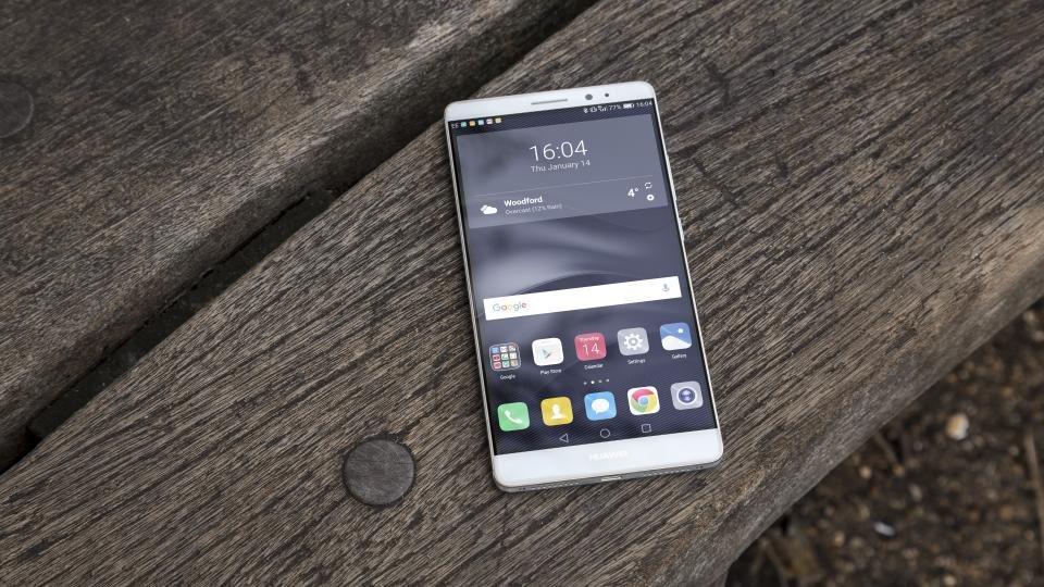 Huawei Mate 8 display