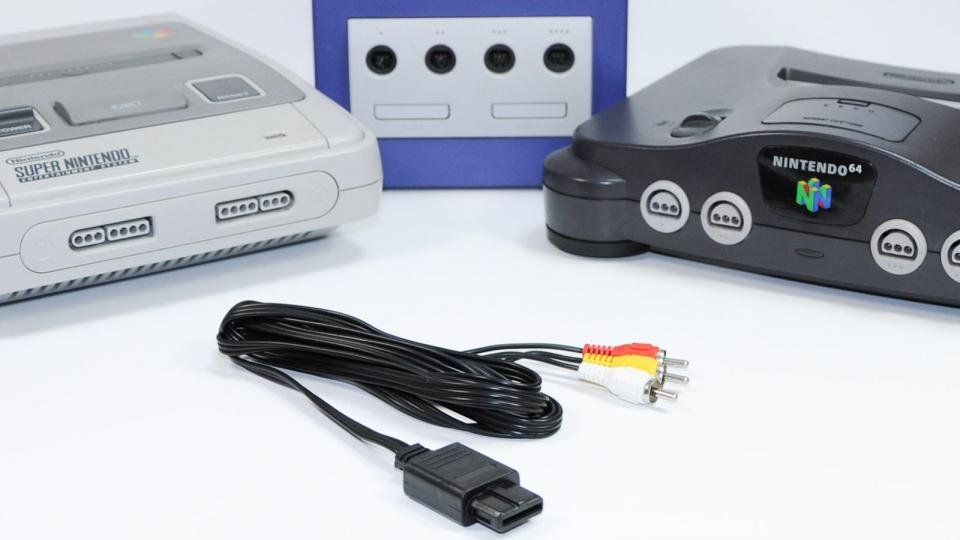 nintendo cord to tv image collections