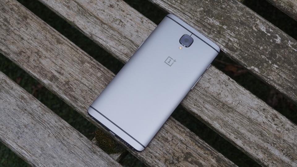 OnePlus 3リア