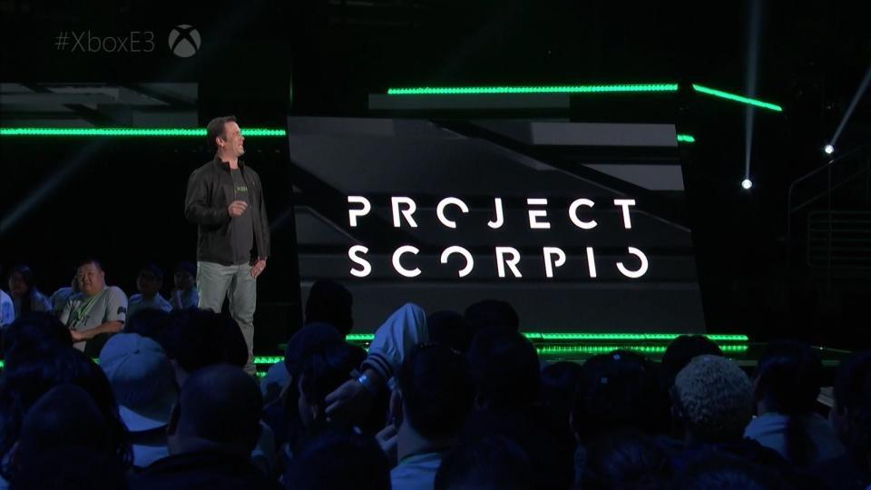 Xbox Project Scorpio logo E3 2016