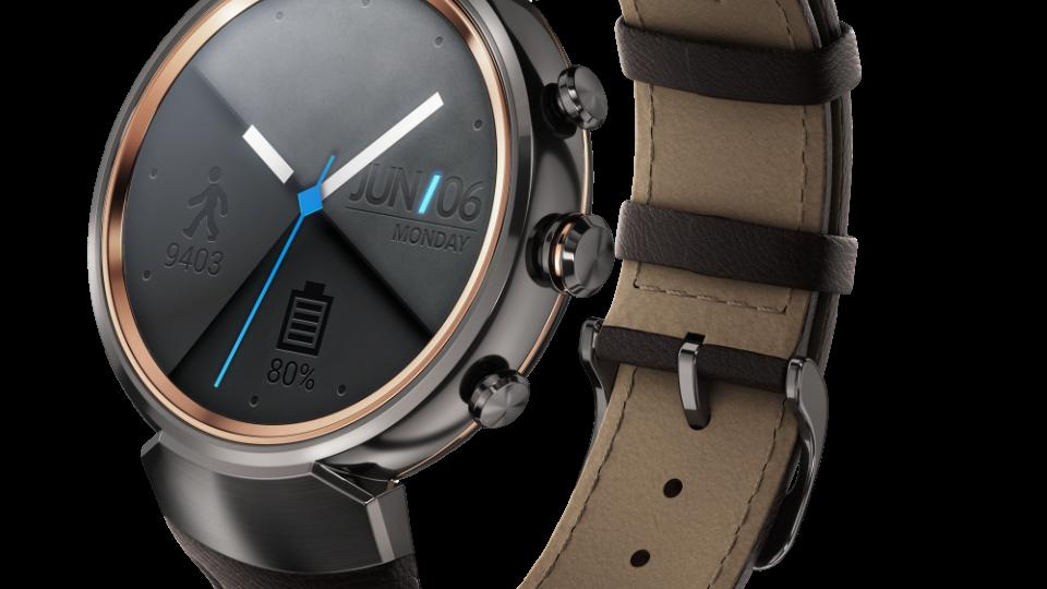 Asus unveils revamped ZenWatch 3 smartwatch