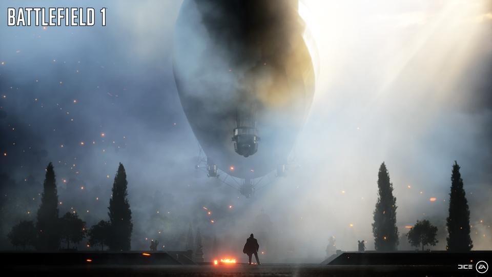 Battlefield 1 bài đánh giá