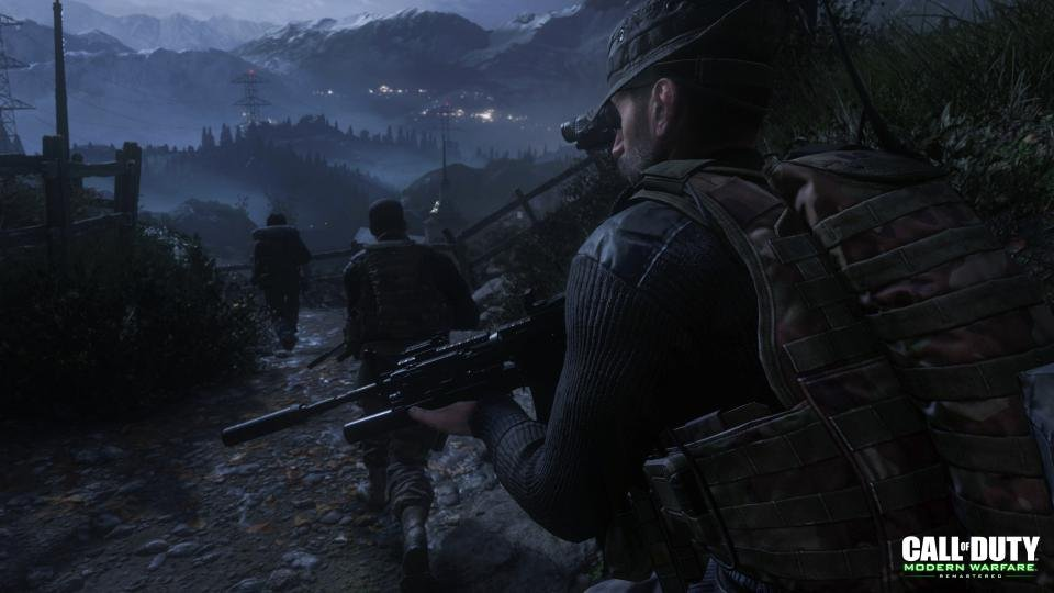 Call of Duty: Modern Warfare Remastered review
