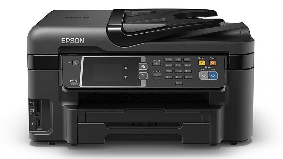Epson workforce wf 3620dwf review a brilliant sub 100 for Best home office multifunction printers