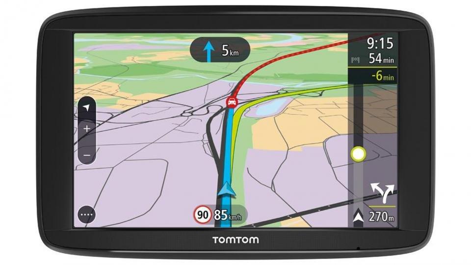 Tomtom Netherlands Map Download%0A TomTom Via     A brilliant midrange satnav with handsfree Bluetooth
