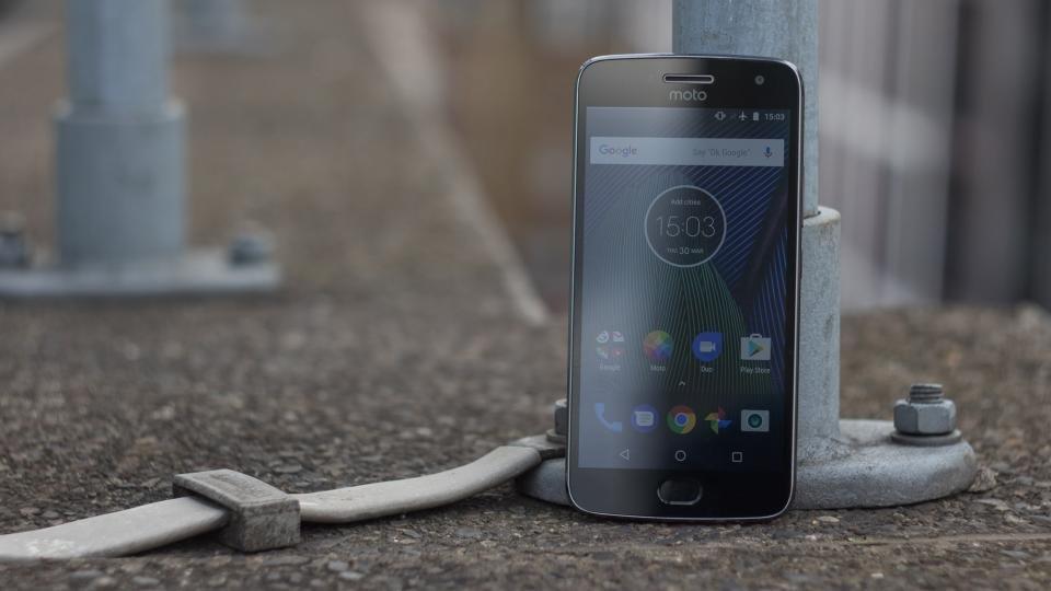 Resultado de imagen para Moto G5S Plus