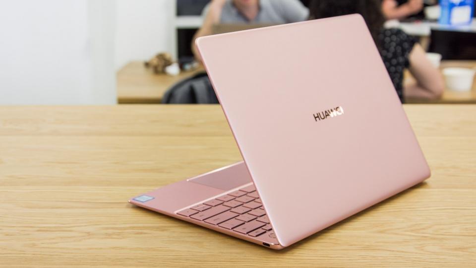 huawei laptop matebook x. image 3 of 18 huawei laptop matebook x u