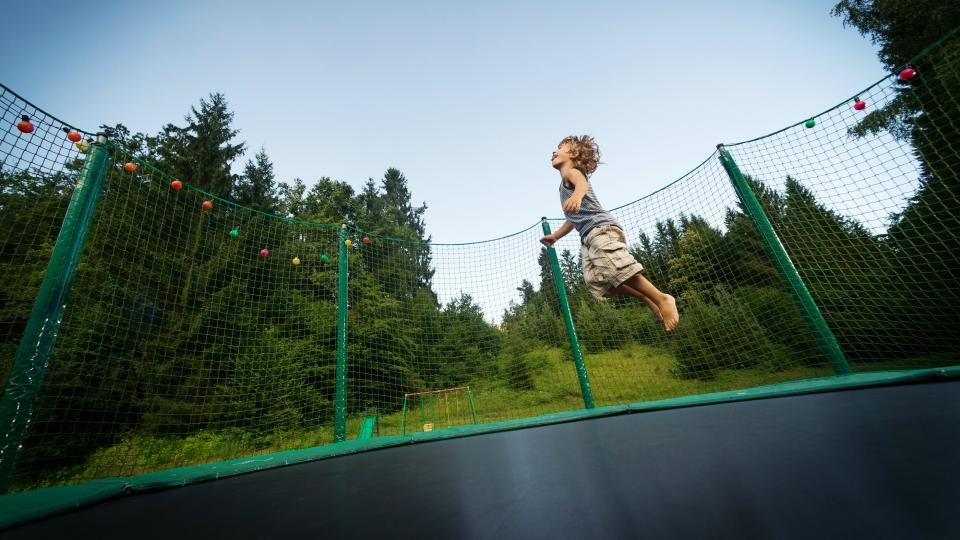 Best Trampolines 2017: Fun And Exercise From £99 | Expert Reviews