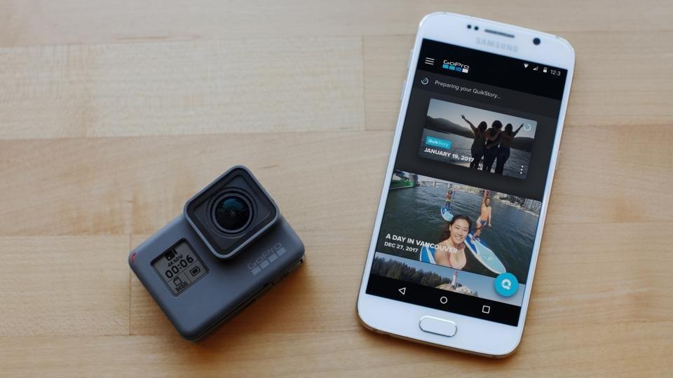 Kết quả hình ảnh cho GoPro HERO6 Black Review