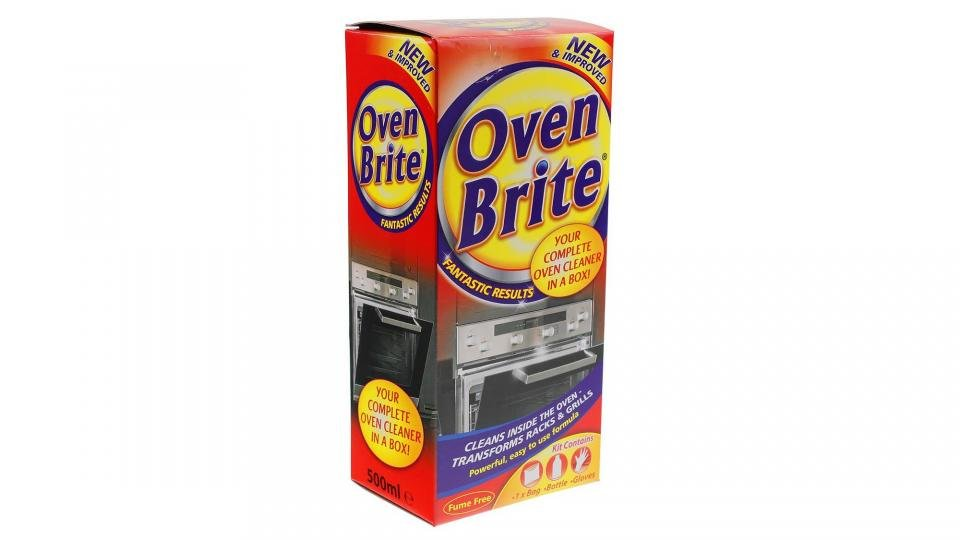 Best oven cleaners effective cleaning products thatll leave your oven brite is made up of a smrgsbord of chemicals including alkyl polyglycoside potassium hydroxide and sodium metasilicate so it goes without saying solutioingenieria Gallery