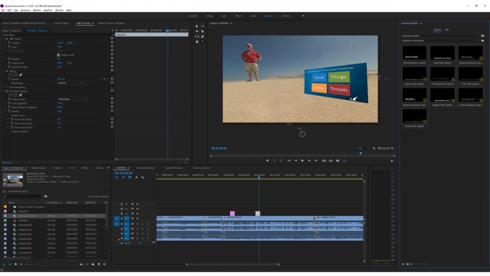 Adobe Premiere Pro CC 2018 review: A seriously good update ...