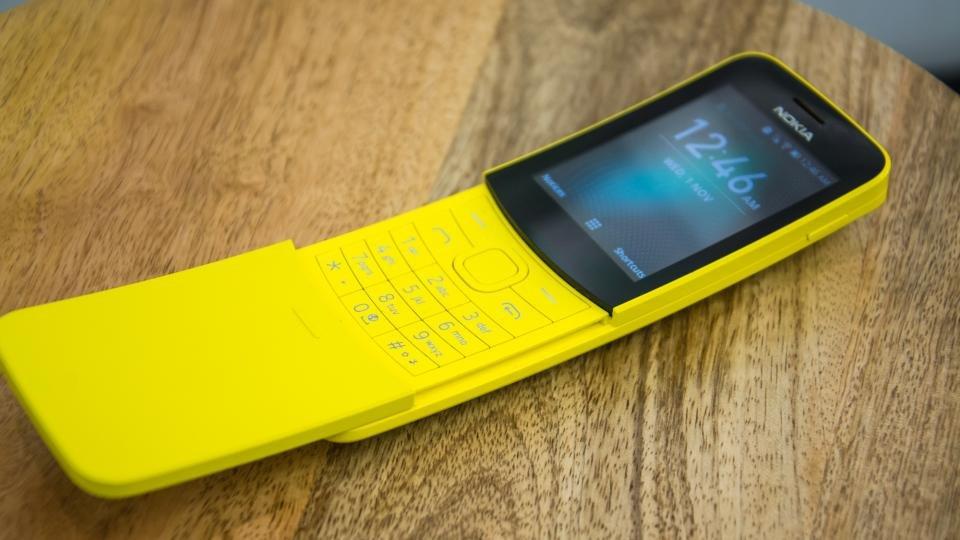 Image result for Nokia 8110 4G