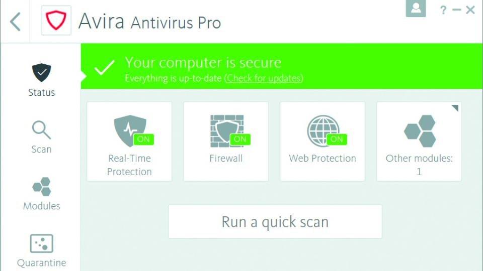 avira antivirus pro 2018 كامل