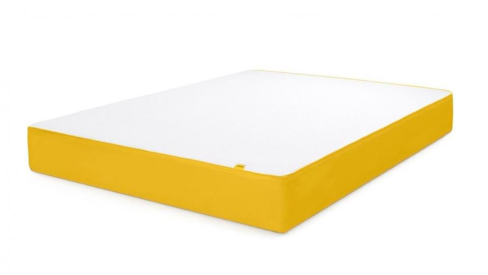 eve original mattress review the original eve bed in a. Black Bedroom Furniture Sets. Home Design Ideas