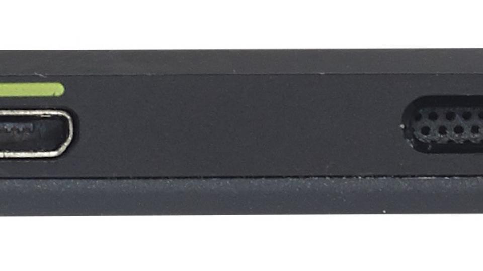 Nvidia Shield Tablet Ports
