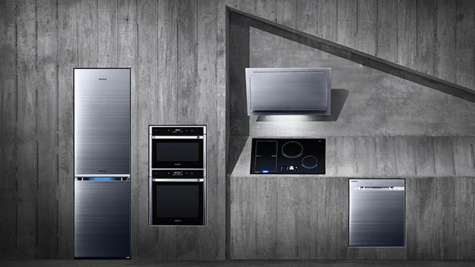 Samsung shows off its futuristic kitchen appliances | Expert Reviews