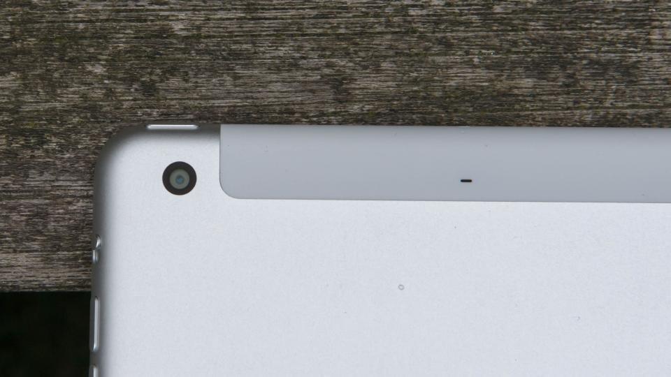 iPad Mini 3 camera