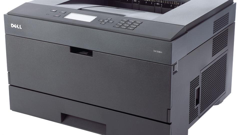 Dell 3330dn Mono Laser Printer Driver