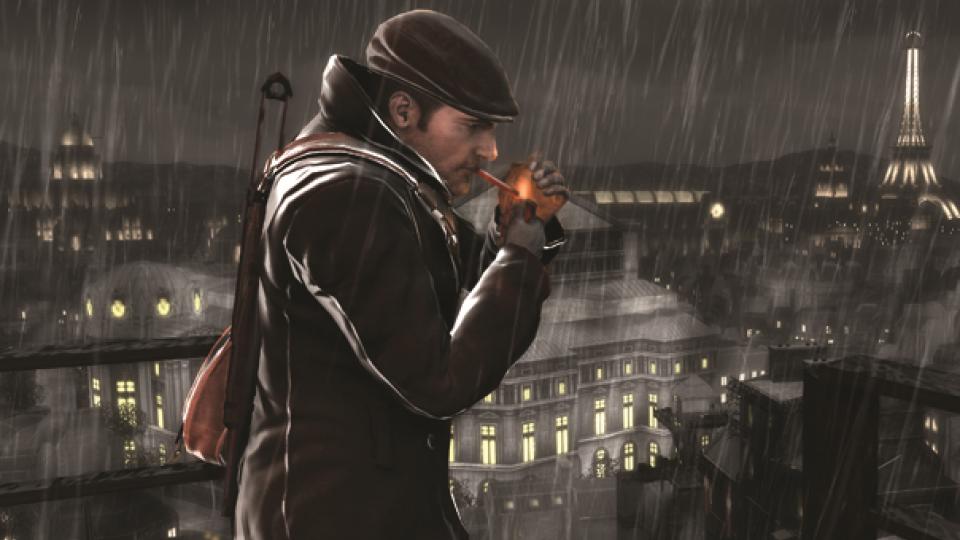 EA The Saboteur