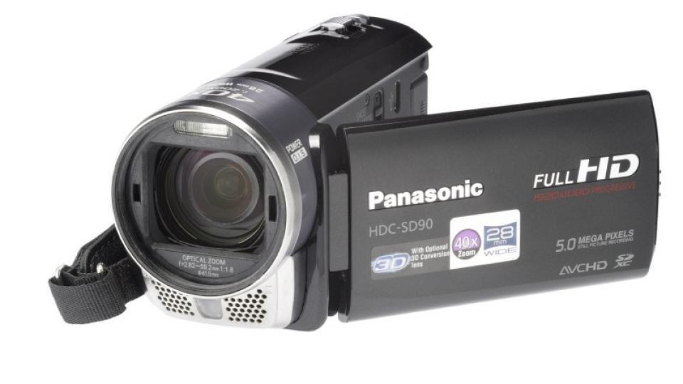 panasonic hdc sd90 review expert reviews rh expertreviews co uk Panasonic Cordless Phones Operating Manuals Panasonic Phones