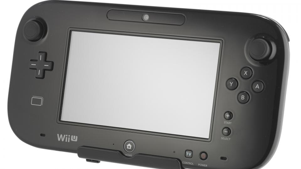 Nintendo Wii U GamePad