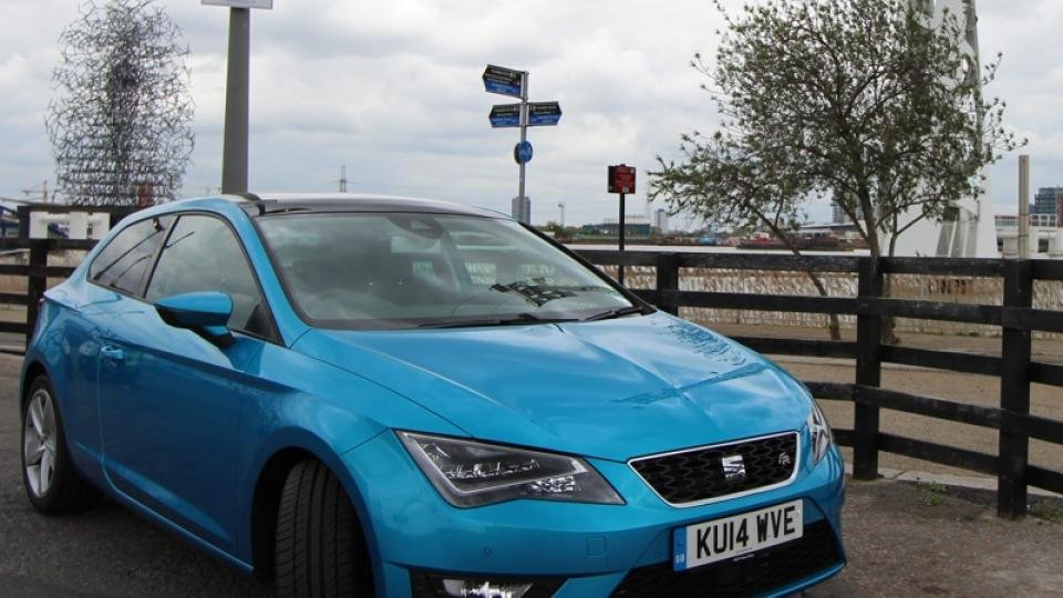seat leon sc fr 2 0 tdi 2014 technology and in car entertainment rh expertreviews co uk