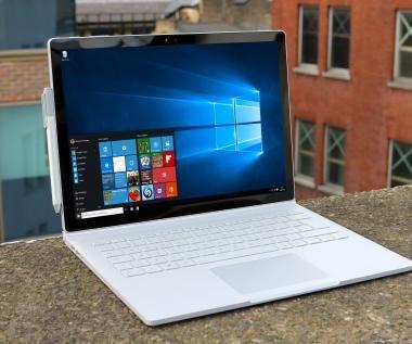 Microsoft Surface Book lead image