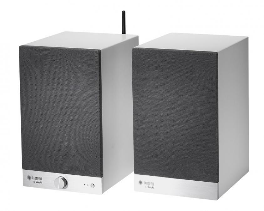 teufel raumfeld speaker m pictures expert reviews. Black Bedroom Furniture Sets. Home Design Ideas