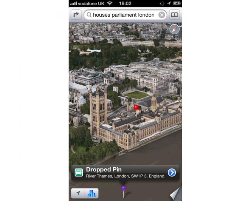 Apple iPhone 5 3D