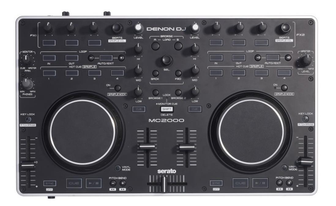 Denon MC-2000
