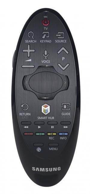 Samsung UE40H6400 smart remote