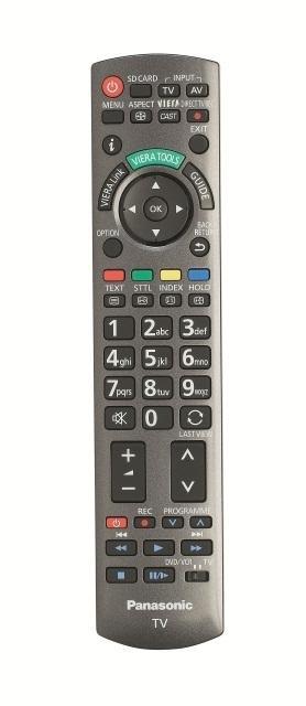 Panasonic Viera TX-P42V20B remote