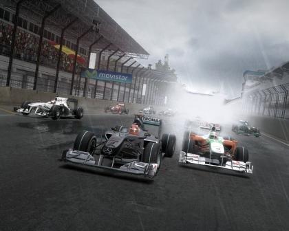 Codemasters F1 2010