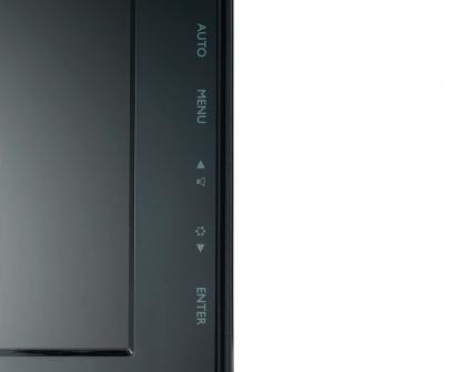 BenQ EW2420 buttons