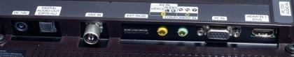 Samsung FX2490 Ports
