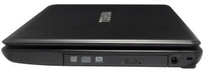Toshiba Satellite C660 DVD