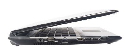 Samsung RF710 Ports