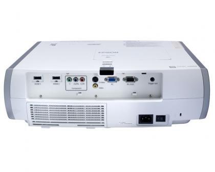 Epson EH-TW3600 rear