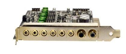 Auzentech X-Meridian 7.1 2G Ports
