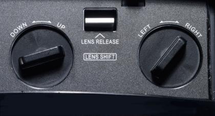 Vivitek H5080 controls