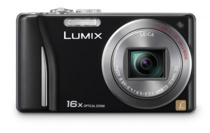 Panasonic Lumix DMC-TZ18 front
