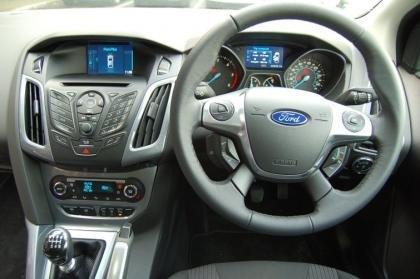 Ford Focus auto park